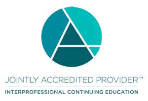 jointly accredited provider interprofessional continuing education logo